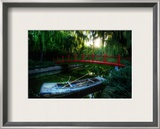 Secret Treasures of Beijing Framed Photographic Print by Trey Ratcliff