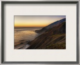 Sunset in the Hills Framed Photographic Print by Trey Ratcliff