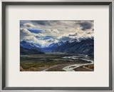 The Wall of Fog Framed Photographic Print by Trey Ratcliff
