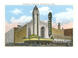Minnesota Theater, Minneapolis, Minnesota Prints