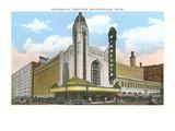 Minnesota Theater, Minneapolis, Minnesota Prints