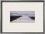 Ducks on a Foggy Morning Framed Photographic Print by Trey Ratcliff