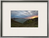 The Bay Beyond the Golden Gate Framed Photographic Print by Trey Ratcliff