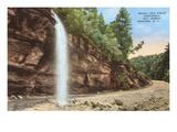 Bridal Veil Falls, Western North Carolina Posters