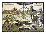 Plague Of London, 1665 Posters