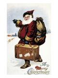 American Christmas Card Prints