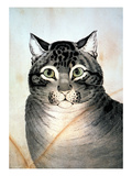 Currier &amp; Ives: Cat Giclee Print by Nathaniel Currier