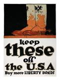 World War I: Liberty Loan Giclee Print by Gustav Klimt