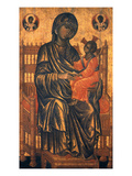 Madonna Icon, 13Th Century Giclee Print