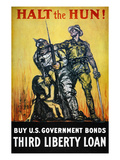 World War I: Liberty Loan Giclee Print