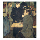 Toulouse-Lautrec, 1892 Giclee Print by Henri Toulouse-Lautrec
