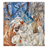 Larionov: Glass, 1912 Giclee Print by Mikhail Larionov