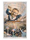 Presidential Campaign, 1904 Prints by Joseph Keppler