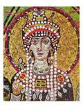 Theodora (C508-548) Premium Giclee Print