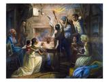 Emancipation Proclamation Giclee Print