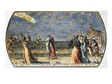 Comet Of 1812 Posters