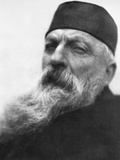 Auguste Rodin (1840-1917) Photographic Print by Alvin Langdon Coburn