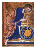 Manuscript Illumination Giclee Print