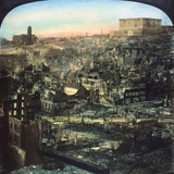 San Francisco Earthquake. Photographic Print
