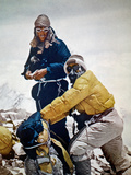 Sir Edmund Hillary Photographic Print