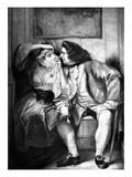Sterne: Tristram Shandy Posters by Charles Robert Leslie