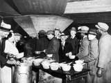 Soup Kitchen, 1931 Photographic Print