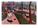 Derain: Hyde Park Giclee Print by Andre Derain