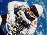 Gemini 4: Spacewalk, 1965 Photographic Print