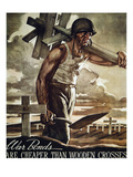 World War Ii: Bond Poster Giclee Print