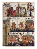 Russia: Novgorod Prints