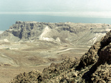 Holy Land: Masada Photographic Print
