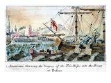 The Boston Tea Party, 1773 Prints