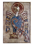 Book Of Kells: St John Posters