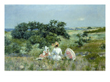 Chase: Fairy Tale, 1892 Giclee Print by William Merritt Chase