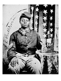 Civil War: Black Soldier Prints