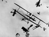 World War I: Aerial Combat Photographic Print