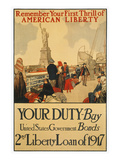 World War I: Liberty Loan Posters