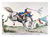 Cartoon: Outcome, 1779 Prints