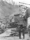 Deadwood, South Dakota Photographic Print