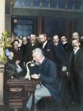 Alexander Graham Bell Photographic Print