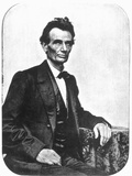 Abraham Lincoln Photographic Print by Preston Butler