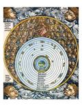 Ptolemaic Universe, 1493 Prints