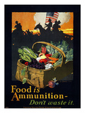 World War I: U.S. Poster Prints by John E. Sheridan