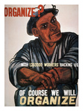 Labor: Poster, 1930S Posters by Ben Shahn