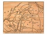 Battle Of Gettysburg, 1863 Prints