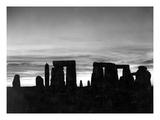 England: Stoneheng Giclee Print