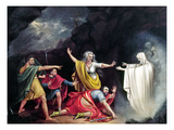 Saul & Witch Of Endor Giclee Print by William Sidney Mount