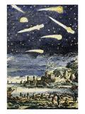 Comets Prints