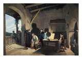 Milton Visiting Galileo Posters