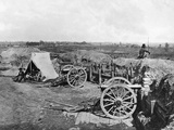 Civil War: Fortifications Photographic Print by George N. Bernard